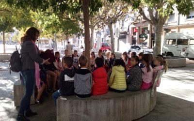 Rutes escolars a Vilafranca amb el Centre Vila
