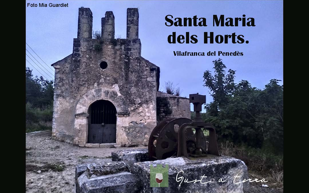 Santa Maria dels Horts